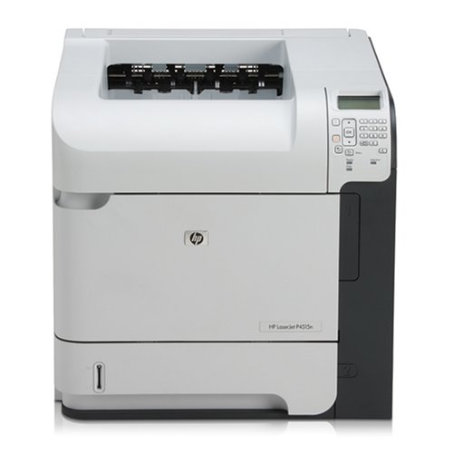 Refurbished HP LaserJet Black and White Printer Model P4515n