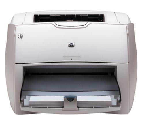 black and white HP LaserJet 1300