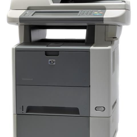Used HP scanner and LaserJet printer M3035xs MFP
