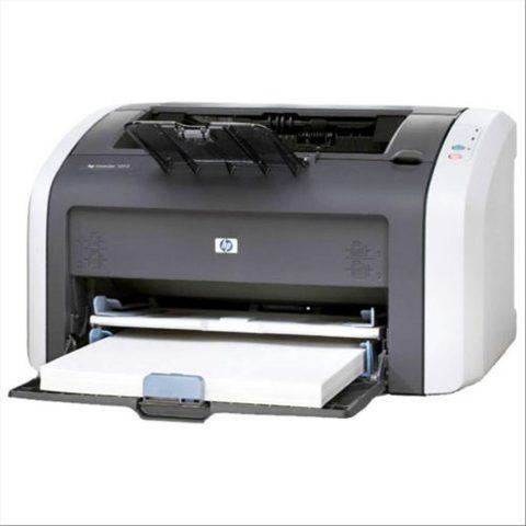 Refurbished - HP LaserJet printer 1012