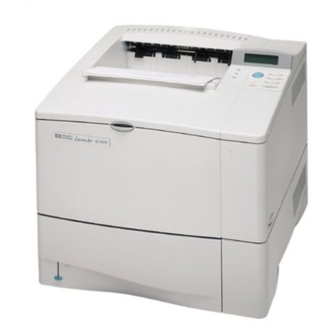 Refurbished multipurpose HP LaserJet 4100