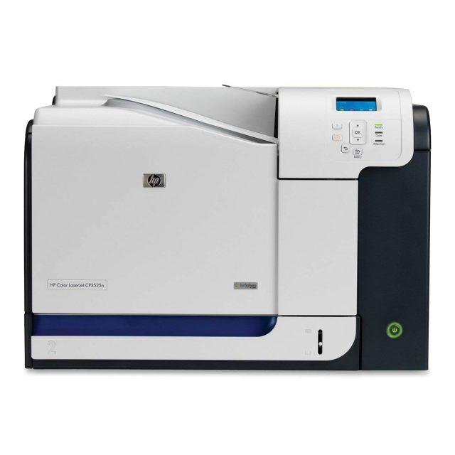 Refurbished HP LaserJet Color CP3525n