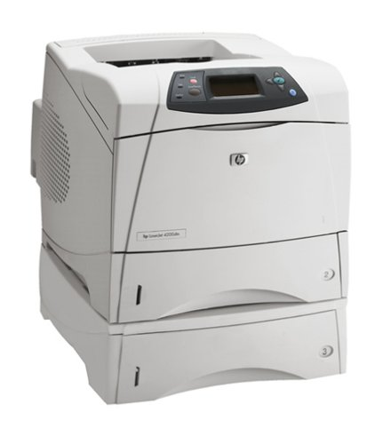 Refurbished HP LaserJet duplex printer 4200dtn