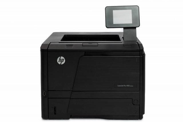 used black hp laser jet for sale online with touch screen