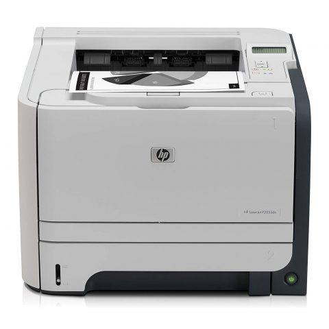 used HP LaserJet P2055dn
