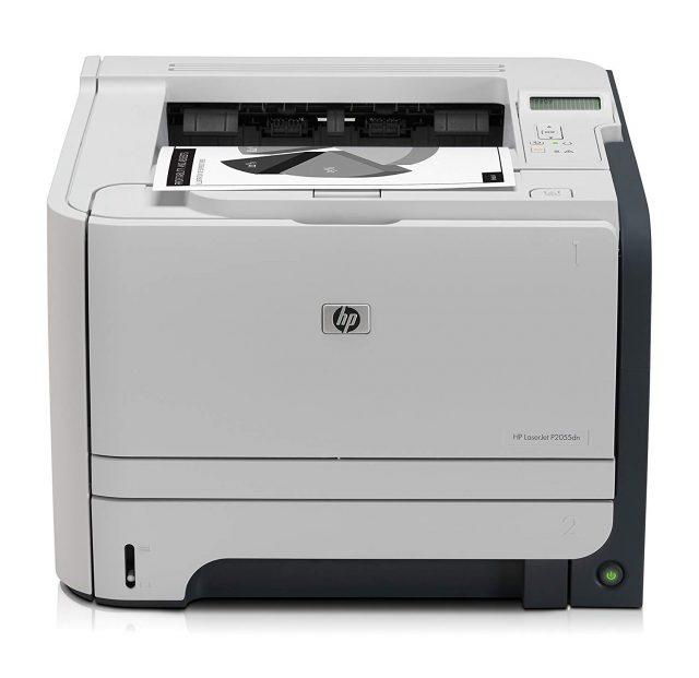 used HP LaserJet P2055dn