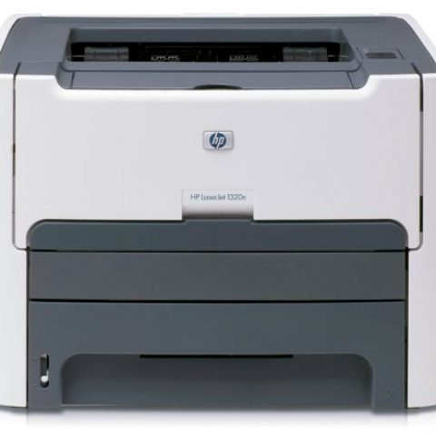 Refurbished HP LaserJet printer 1320n