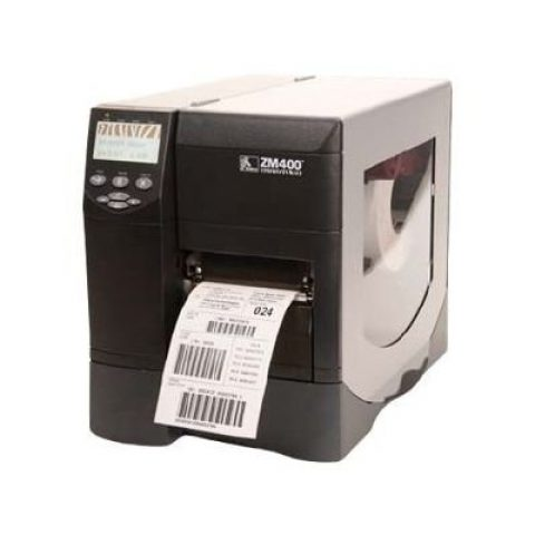 Zebra ZM400 Thermal Printer for sale used