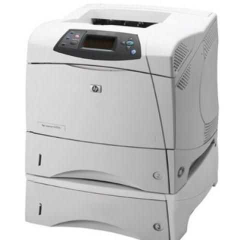Refurbished - HP LaserJet printer model 4300tn