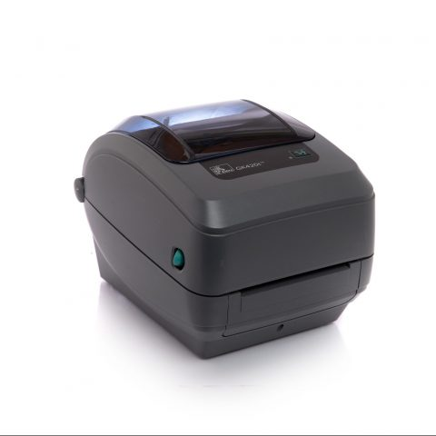 Zebra GK420t (GK42-102510-000) Thermal Transfer Label Printer