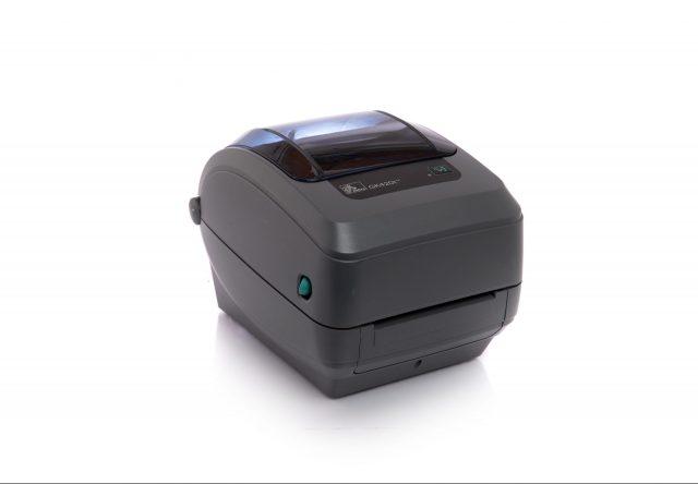 Zebra GK420t (GK42-102510-000) Thermal Transfer Label Printer