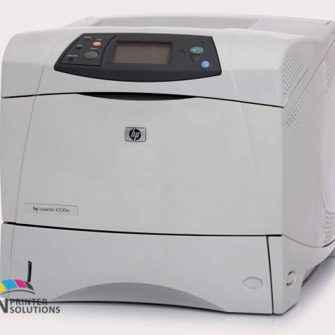 white hp laser jet 4300tn printer for sale online