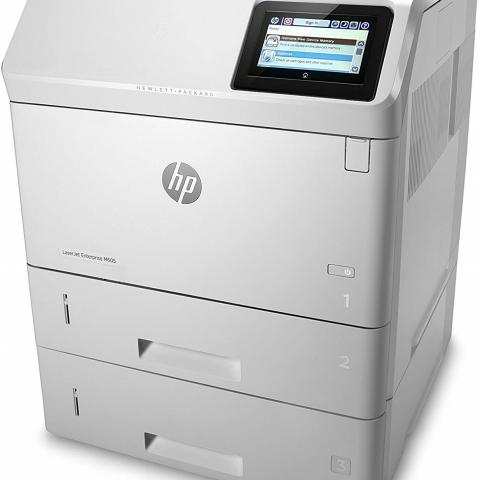 refurbished hp laser jet enterprise m605 printer for sale online