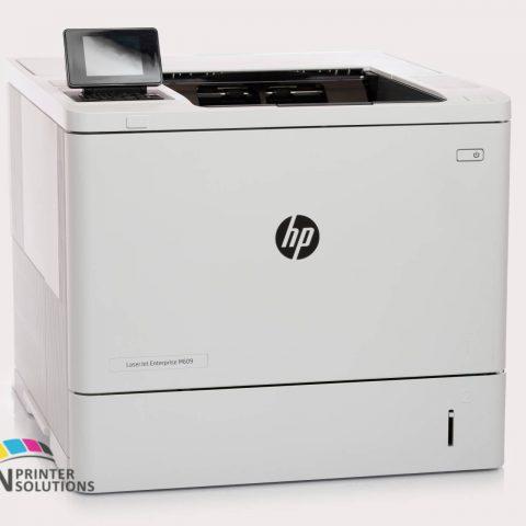 refurbished hp laser jet enterprise m609 printer for sale online