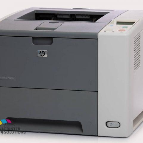 dark grey hp laser jet p3005n printer for sale online