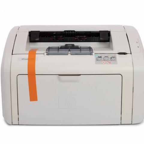 refurbished white hp laser printer for sale online