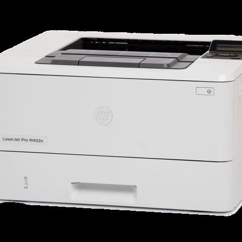 used white laser jet pro m402 printer for sale online