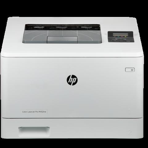 HP M452nw Laser Printer