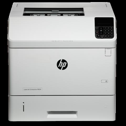 HP M604n Laser Printer