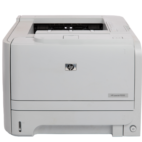 used white HP P2035 Printer for sale