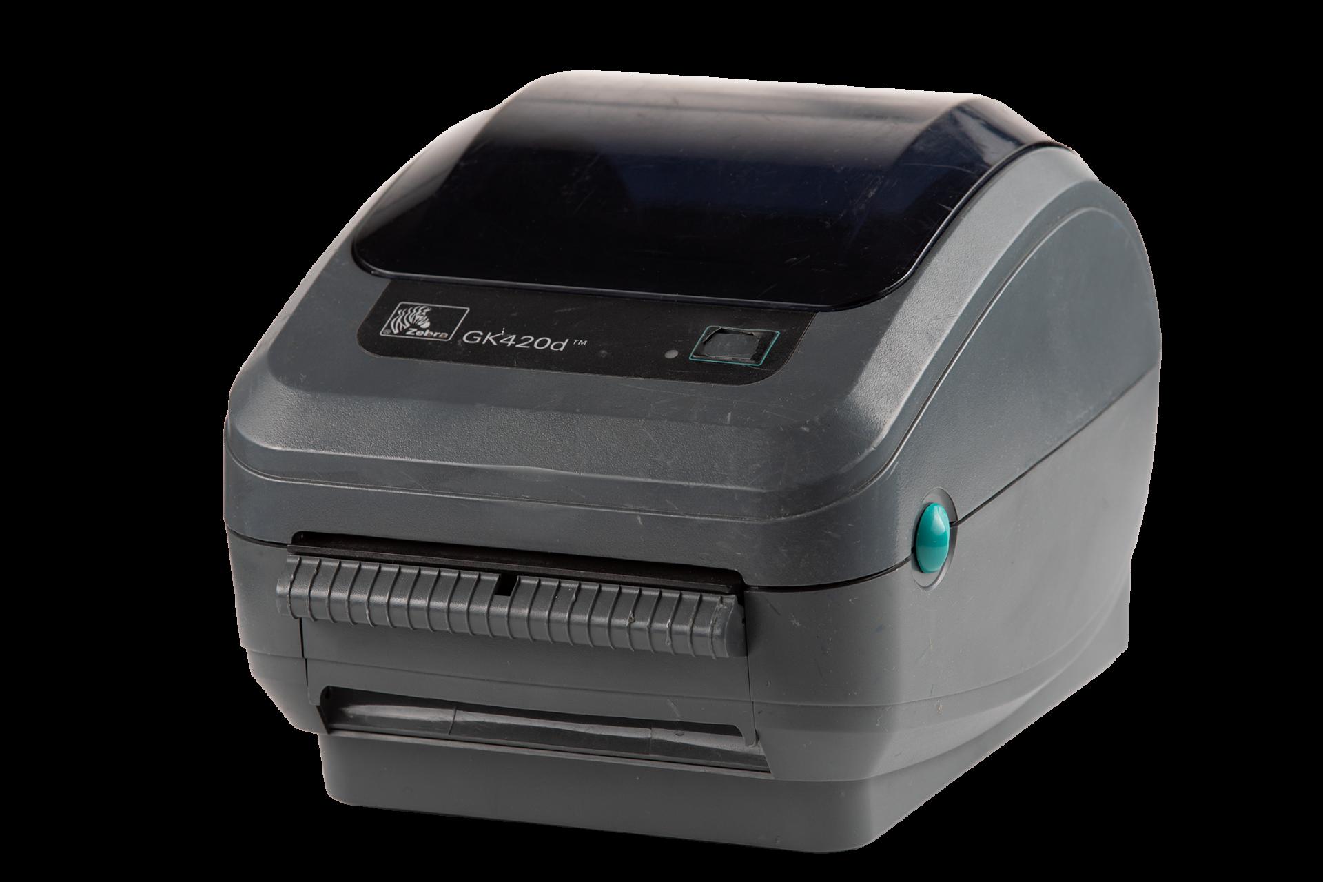 Zebra GK420d Ethernet Model (Grade B) | DN Printer ...