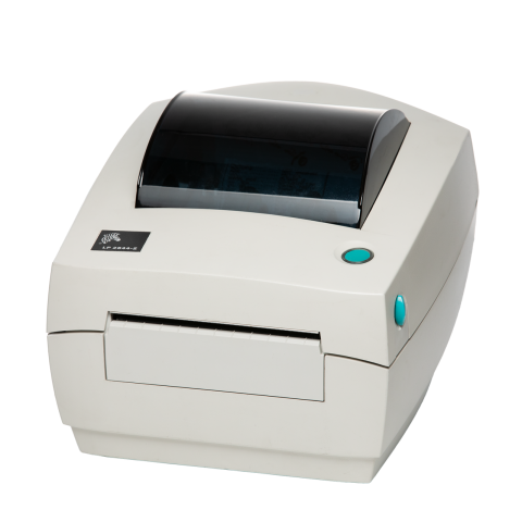 Zebra LP 2844-Z Direct Thermal Printer
