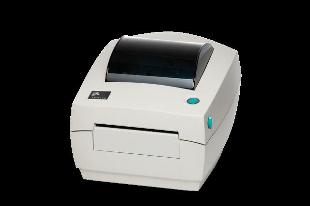 Zebra LP 2844-Z Direct Thermal Printer