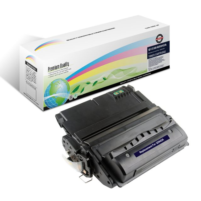 black toner cartridge for hp printers