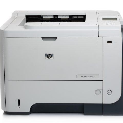 HP P3015n Laser Printer