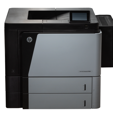 HP M806dn Laser Printer