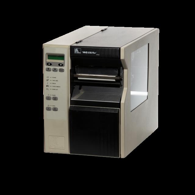 Zebra 140Xi III Plus Ethernet Thermal Transfer Label Printer