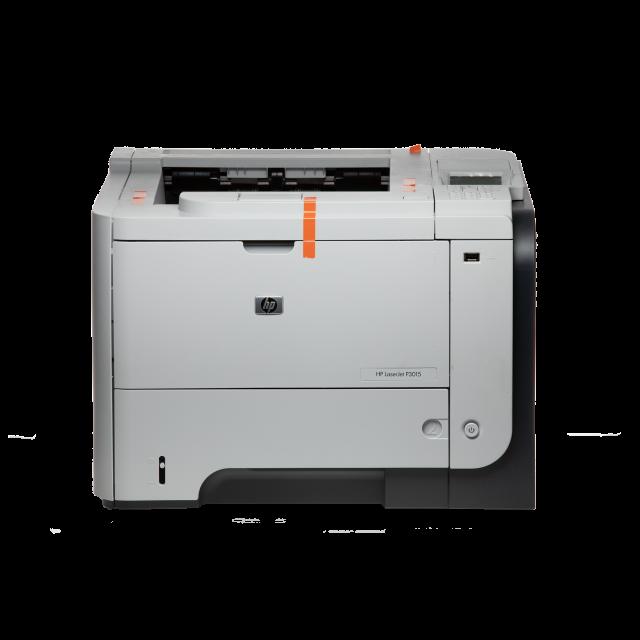 hp laserjet p3015 laser printer
