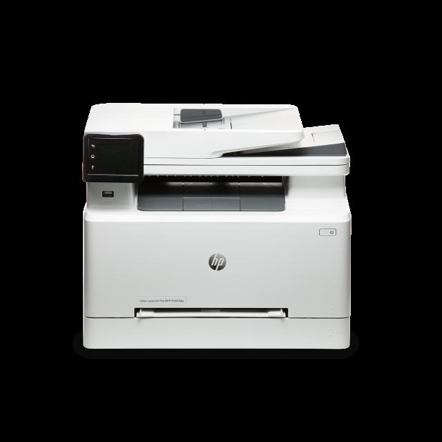 HP M281cdw laser printer T6B83A