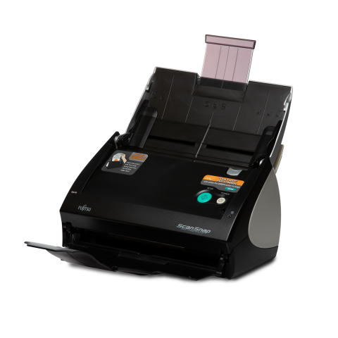 Fujitsu ScanSnap S500 Document Scanner