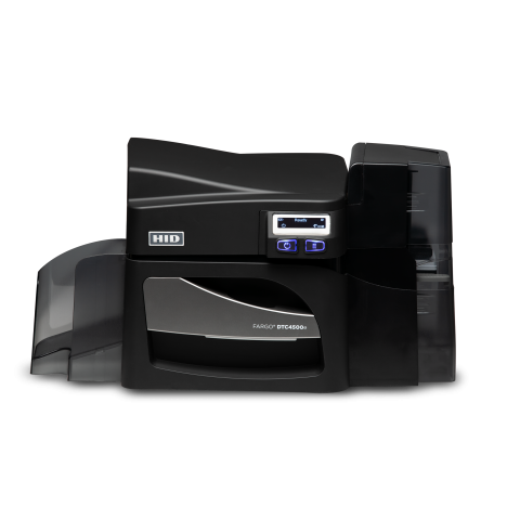 HID Fargo DTC4500e Single Side Card Printer