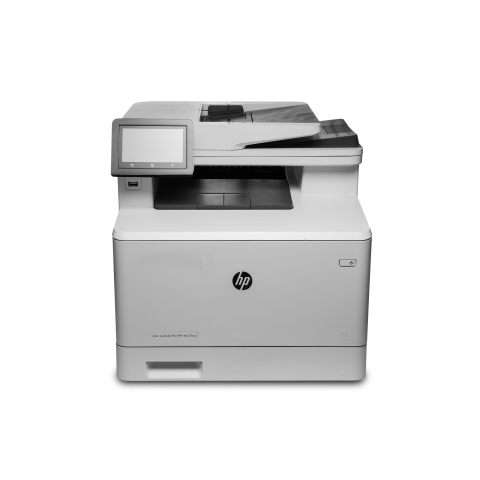 HP M477fnw Laser Printer