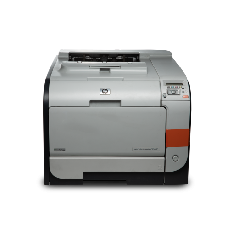 New HP CP2025n Laser Printer